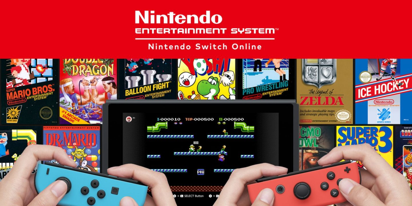 Nintendo Switch Online new NES games