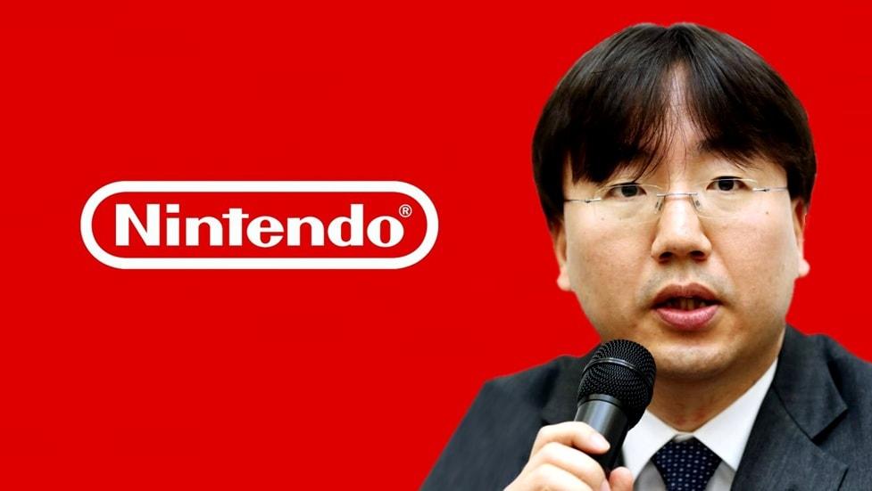 Τα σχόλια του προέδρου της Nintendo, Shuntaro Furukawa
