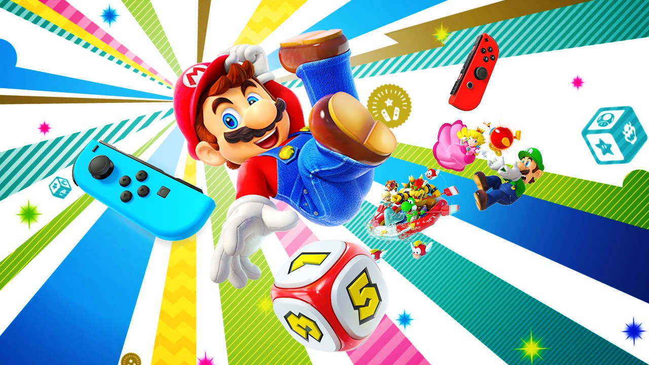 Η κυκλοφορία του Super Mario Party προκαλεί έλλειψη στα JoyCon στην Ευρώπη
