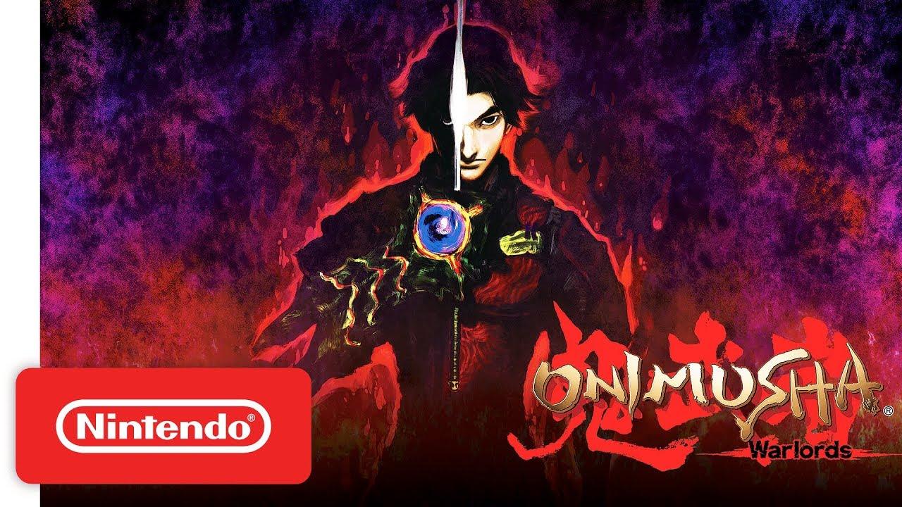 Νέες λεπτομέρειες για την επάνοδο του Onimusha στο Switch