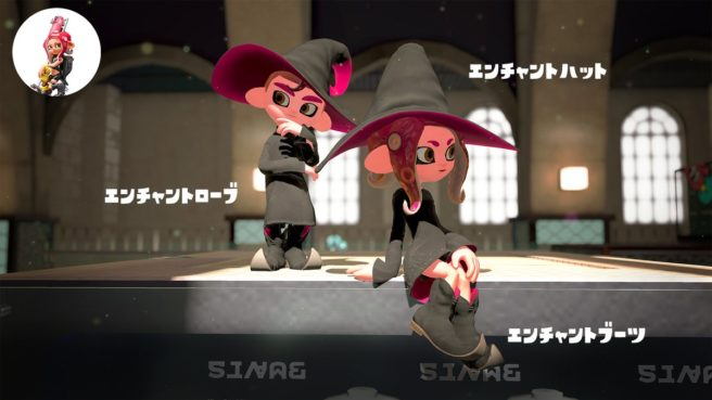 Octoling Girl Amiibo Costume