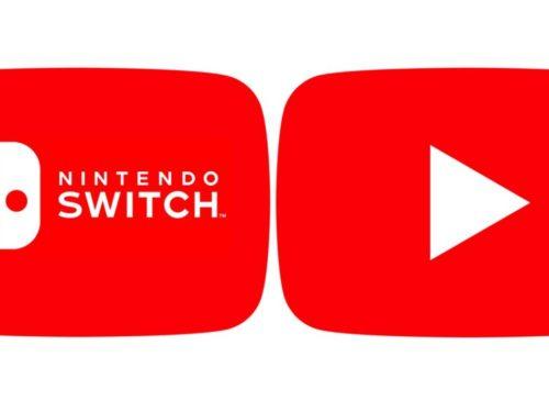 Switch YouTube