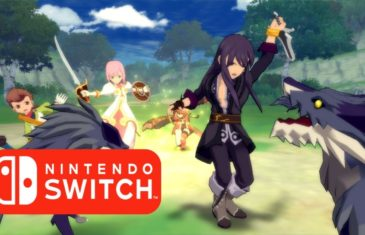 Tales of Vesperia Definitive Edition Switch