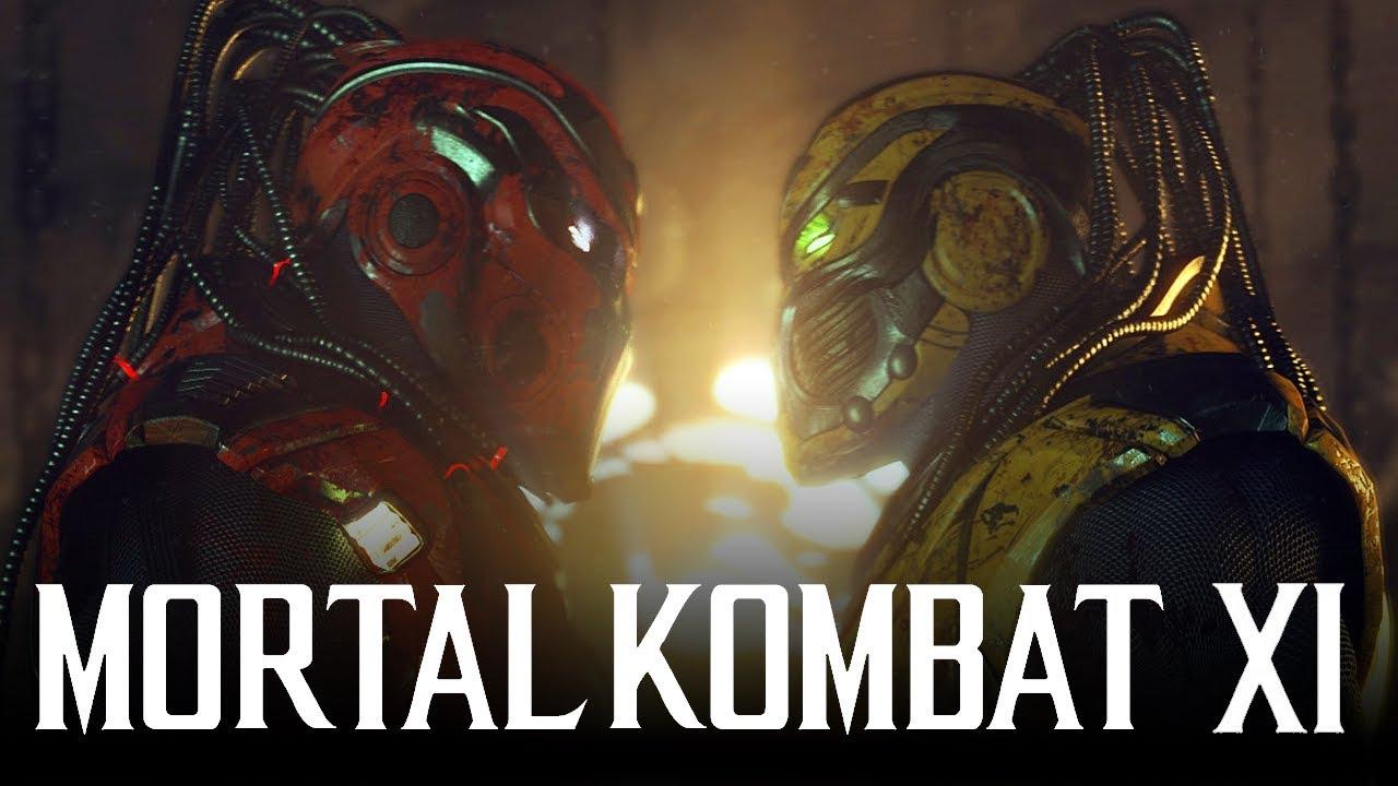 Το Mortal Kombat 11 έρχεται στο Switch