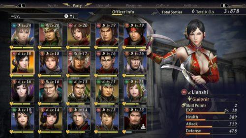 Warriors Orochi 4 φωτό 4