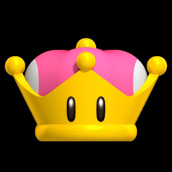 New Super Mario Bros. U Deluxe Super Crown