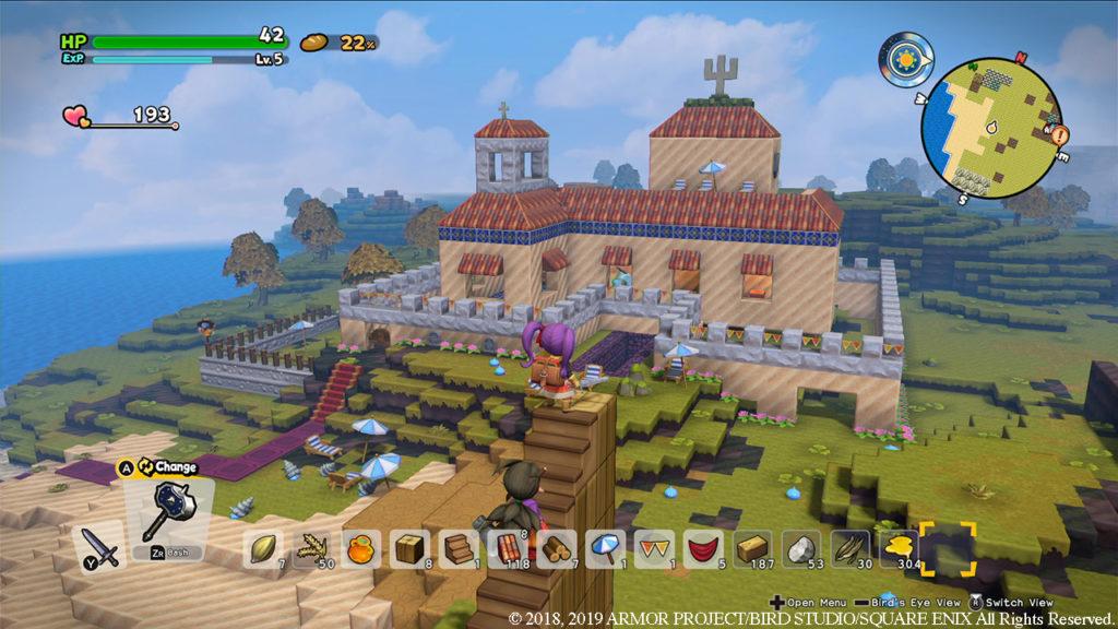 Dragon Quest Builders 2-1