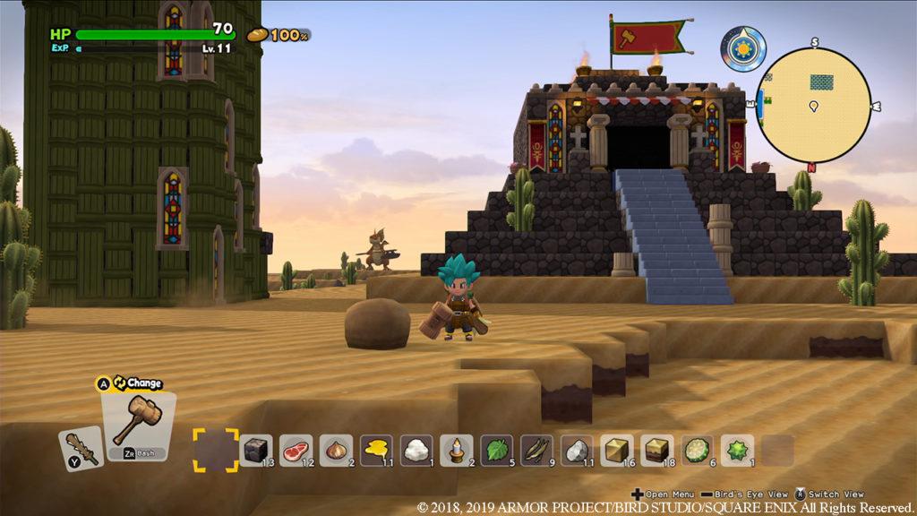 Dragon Quest Builders 2-4