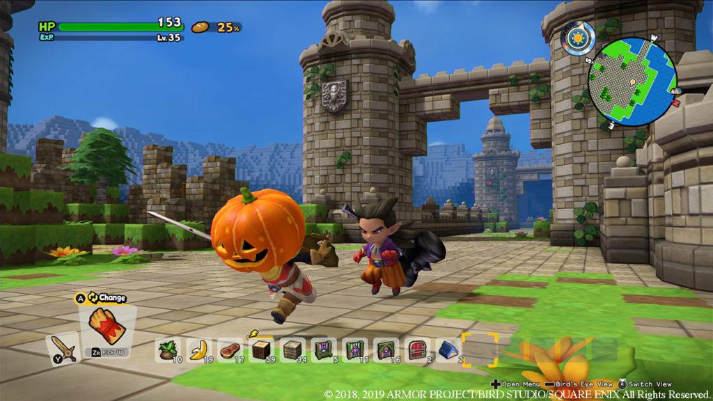 Dragon Quest Builders 2-5