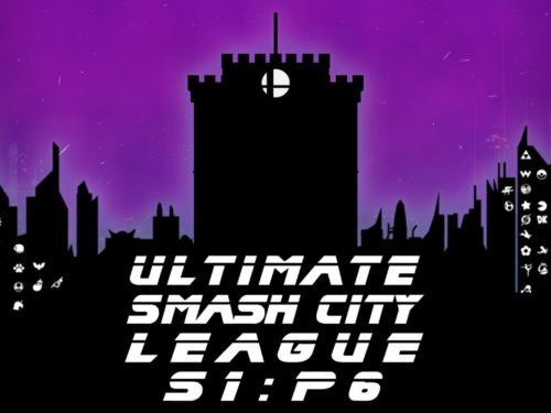 Ultimate Smash City League S1:P6 Θεσσαλονίκη