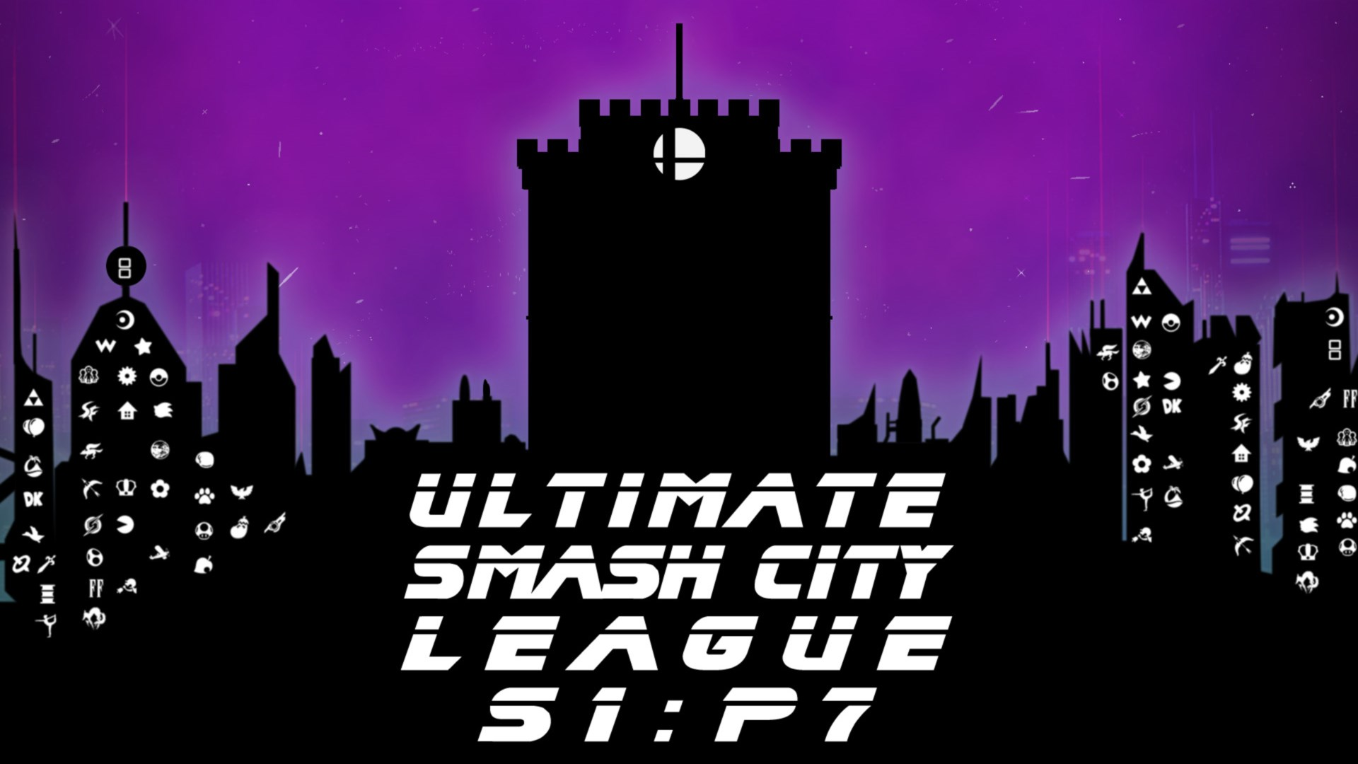 Ultimate Smash City League S1:P7 Θεσσαλονίκη