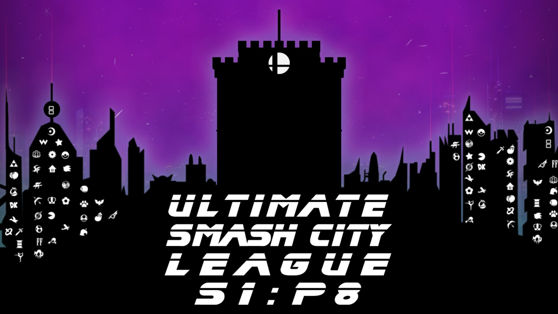 Ultimate Smash City League S1:P8 Θεσσαλονίκη